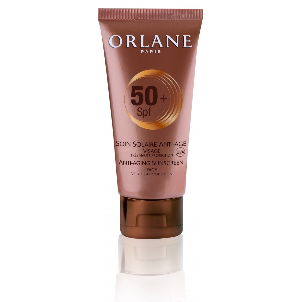 ORLANE SOIN SOLAIRE ANTI-AGE VISAGE SPF 50