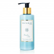 SHAY & BLUE FRAMBOISE NOIRE Body & Hand Lotion